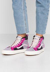 Vans - SK8 46 MTE DX - Chaussures de skate - lilac gray/obsidian - 0