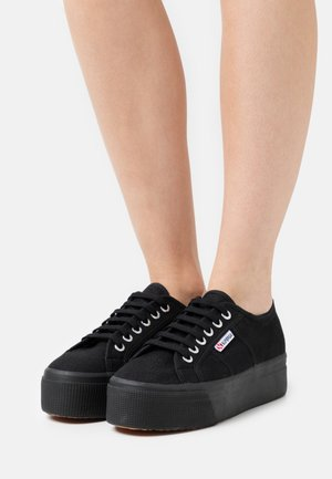 2790 UP & DOWN - Sneakersy niskie - full black