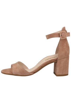 PAUL GREEN SANDALEN - Classic heels - rosé-beige 136