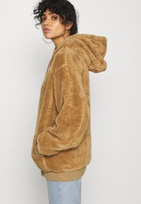 BDG Urban Outfitters - ROSIE HOODED - Zimní bunda - parchment - 4