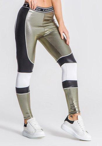 Leggings - gold