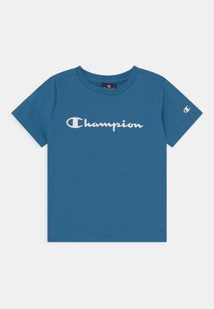 AMERICAN CLASSICS CREW NECK UNISEX - Print T-shirt - blue
