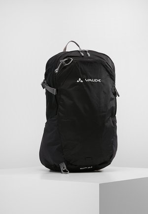 WIZARD 24+4 - Hiking rucksack - black