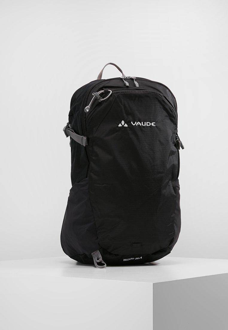 Vaude - WIZARD 24+4 - Hiking rucksack - black