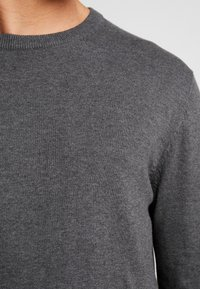 Esprit - CREW - Jumper - dark grey - 5