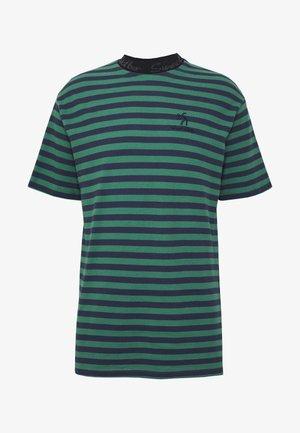 SWEET 90S LOOSE TEE UNISEX - T-shirt con stampa - green/navy