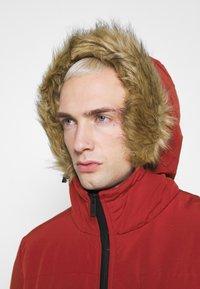 Brave Soul - TRAIL - Winter jacket - chilli red - 3