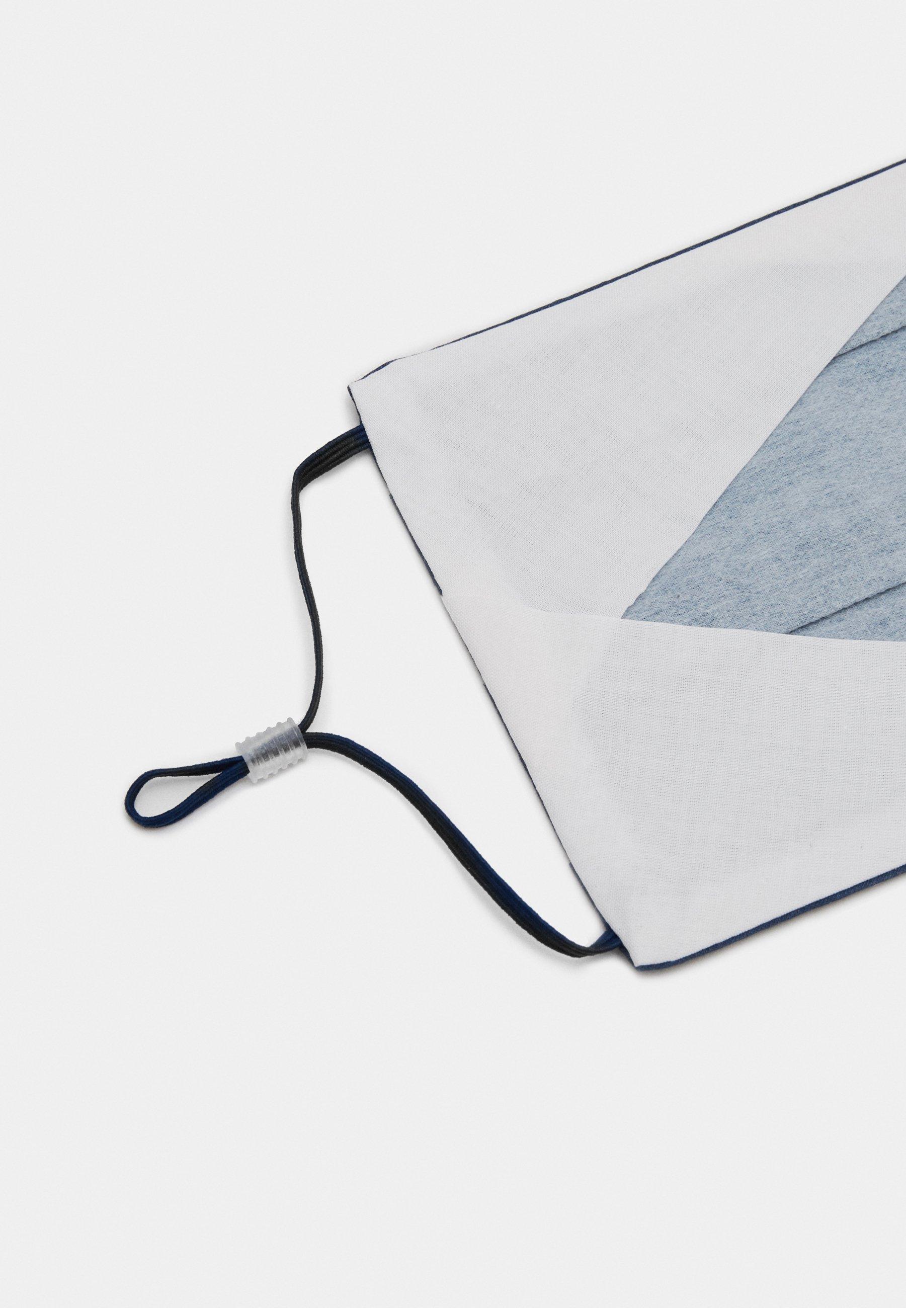 Codello COVER UP SOLID - Munnbind i tøy - navy blue/mørkeblå GBjsSh0XGdOpUiw