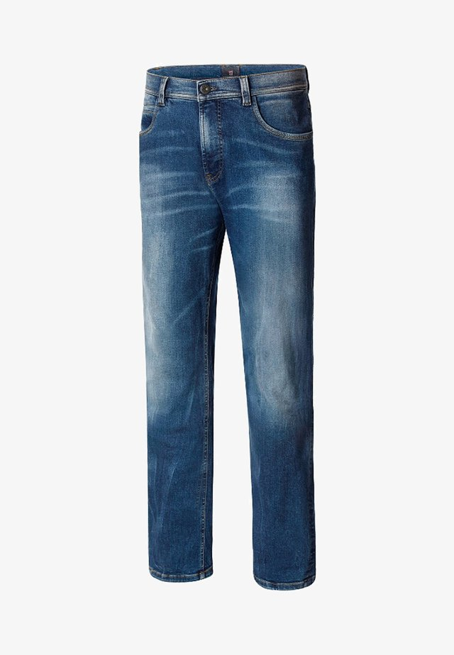 WICKI - Straight leg jeans - blau