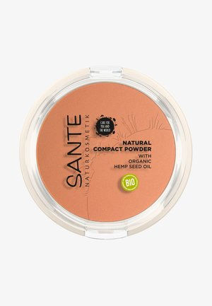 NATURAL COMPACT POWDER - Poeder - 03 warm honey