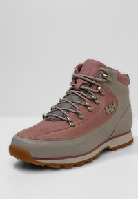 Helly Hansen - THE FORESTER - Hiking shoes - silver cloud/bridal rose - 2