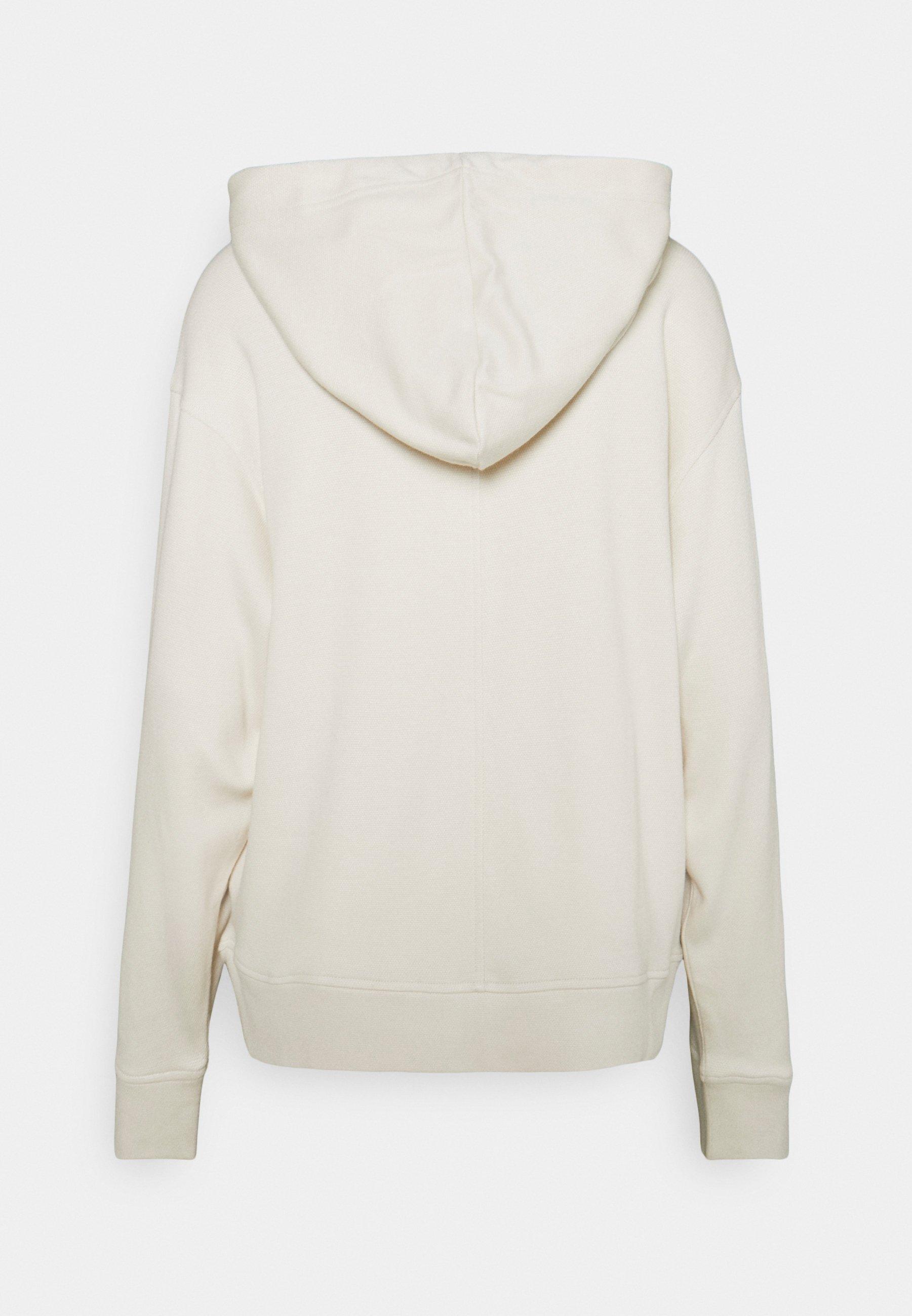 Women OVERSIZED ZIP THROUGH HOODIE - Zip-up sweatshirt