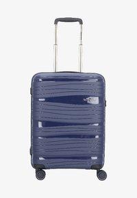 Travelite - MOTION 4-ROLLEN - Luggage - marine - 0