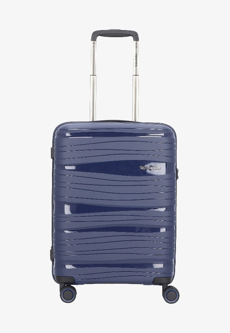 Travelite - MOTION 4-ROLLEN - Luggage - marine