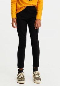 WE Fashion - Legging - black - 0