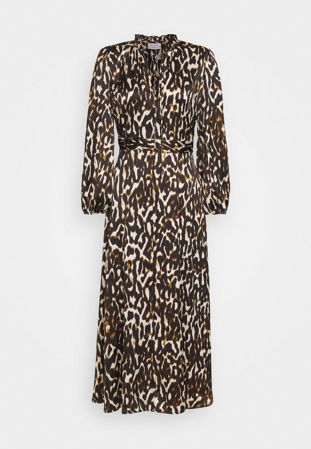 BE A WOMAN - Robe longue - java