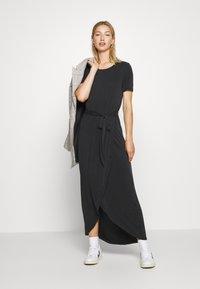Object - OBJANNIE NADIA - Jersey dress - black - 1