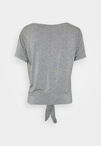 Abercrombie & Fitch - TEE - Print T-shirt - gray - 1