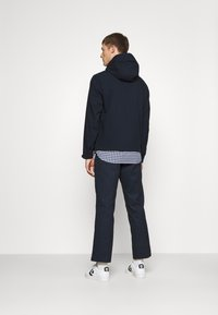 Tommy Hilfiger - HOODED JACKET - Waterproof jacket - blue - 2