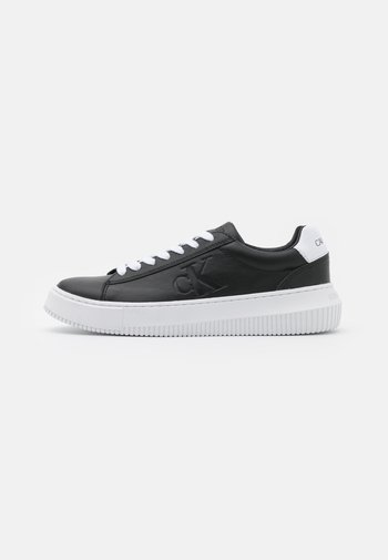 CHUNKY SOLE LACEUP  - Sneakers basse - black