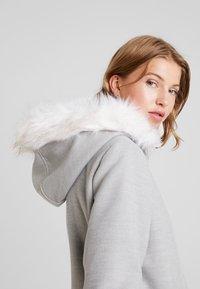 Even&Odd - Classic coat - light grey - 3