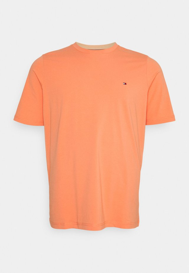 STRETCH SLIM FIT TEE - T-shirt - bas - summer sunset