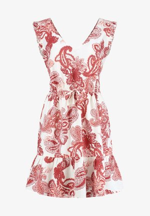 Sukienka letnia - canyon clay pink