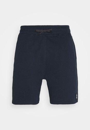 TRACK SHORT - Shorts - eclipse navy