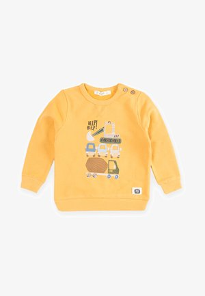 Sweater - mustard yellow