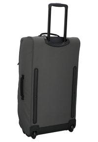 Eastpak - Wheeled suitcase - whale grey - 1