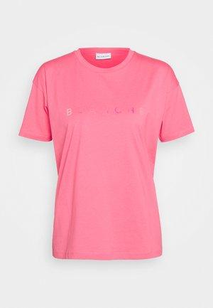 MAIN HOLOGRAM - Print T-shirt - think pink