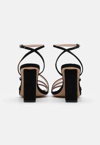 RAID - ANALEA - High heeled sandals - black - 3