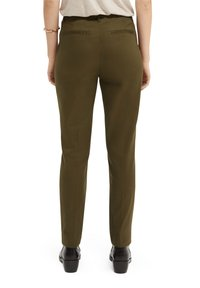 Scotch & Soda - BELL STRUCTURED - Chino - military - 2