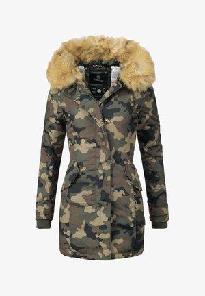 KARMAA - Winter coat - camouflage