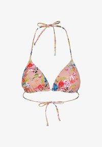 Pieces - Bikini top - cameo brown - 0