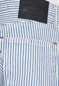 Levi's® Made & Crafted - LMC 551 Z VINTG STRAIGHT - Straight leg jeans - radar - 2