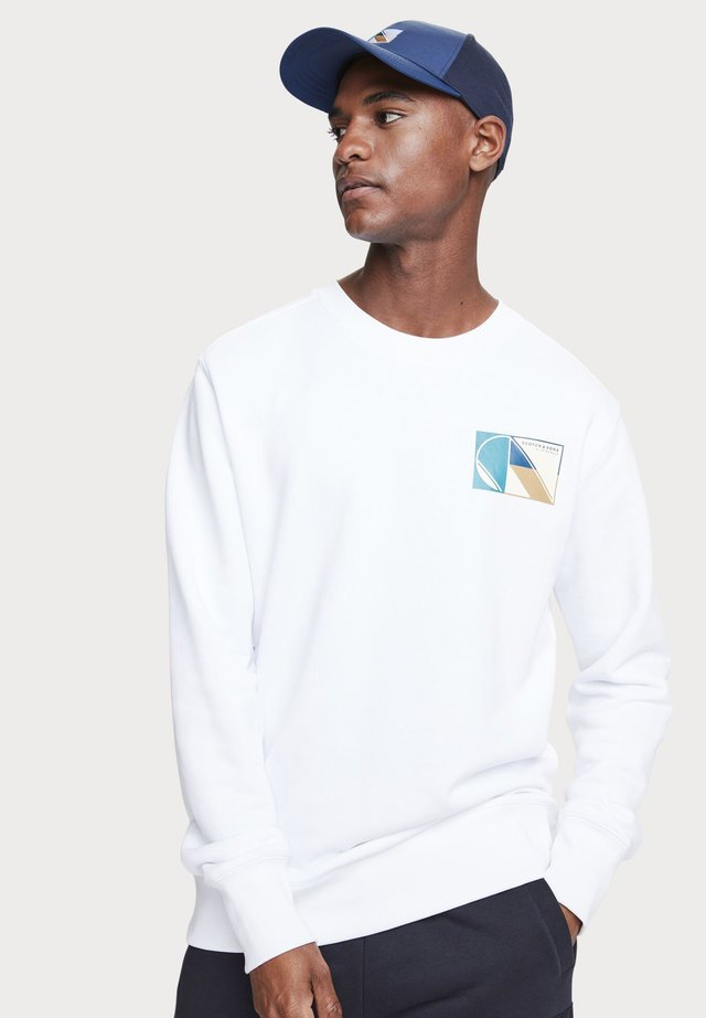 CLUB NOMADE - Sweater - off white