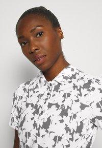 Calvin Klein Golf - BUREN PRINTED - Sports shirt - white - 3