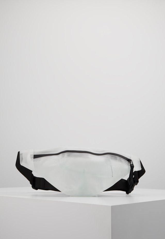 Bum bag - foggy white
