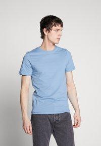 Jack & Jones - T-shirt - bas - blue heaven - 0