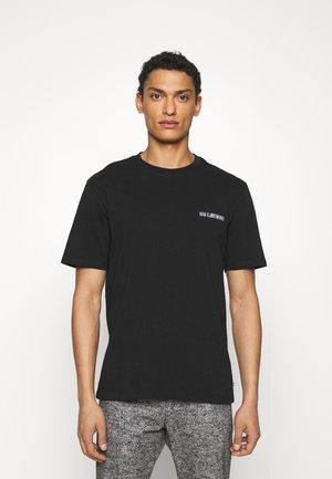 CASUAL TEE SHORT SLEEVE - Basic T-shirt - black