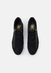SIKSILK - SANTA MONICA - Sneakers alte - black - 3