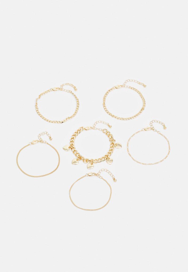 Pieces - PCSIDSE BRACELET 6 PACK - Bracelet - gold-coloured