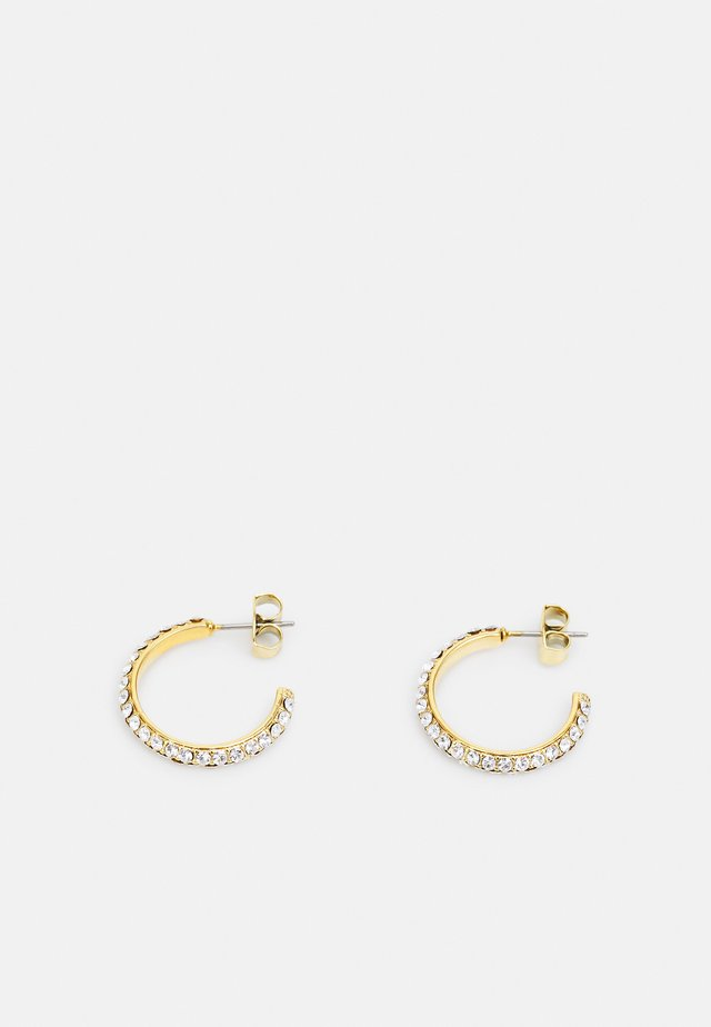 HOSTA EARRING - Oorbellen - gold-coloured