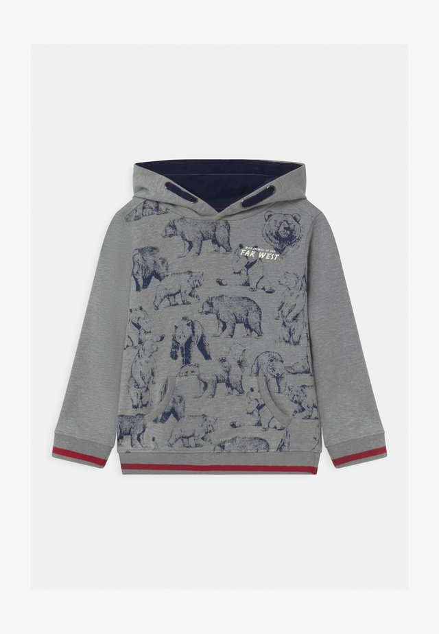 BOYS - Sweater - grey melange