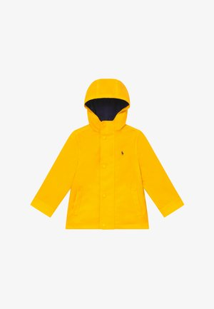Impermeable - yellow fin