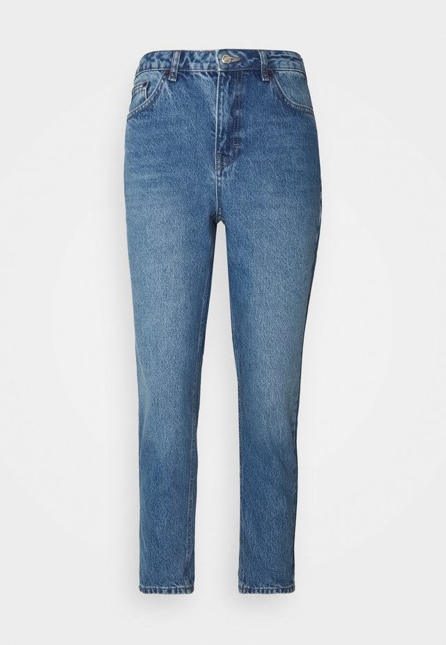 MOM CLEAN - Jeans a sigaretta - indigo