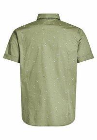 WE Fashion - DESSIN - Camicia - moss green - 4