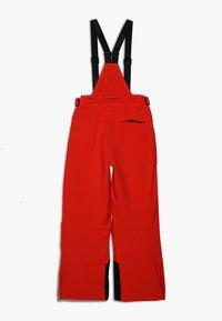 Killtec - GAUROR UNISEX - Zimní kalhoty - dunkelorange - 1