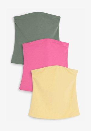 3 PACK - Débardeur - multi coloured